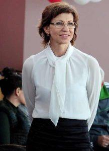 Румянцева Вера Петровна (г. Ярославль) Вице-президент