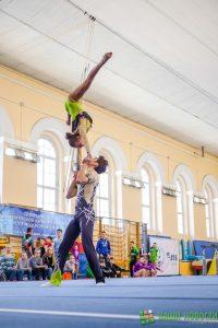Батут 2016 Акробатика 2016